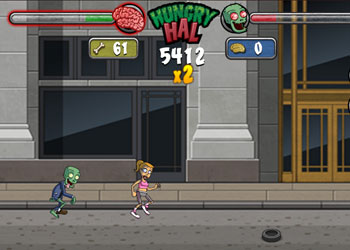 Play Hungry Hal online - Screenshot 1