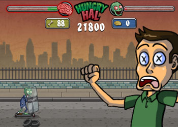 Play Hungry Hal online - Screenshot 2