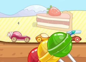 Play Ice Cream Racing online - Screenshot 2