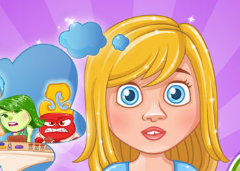Play Inside Out Emotion Frenzy online - Screenshot 1