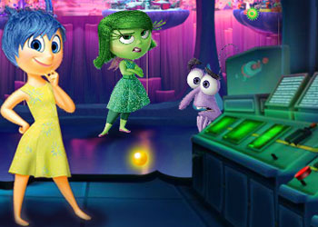 Play Inside Out Hidden Objects online - Screenshot 2