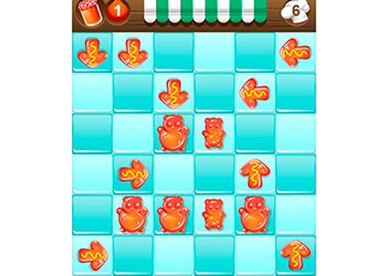 Play Jelly Bomb online - Screenshot 1