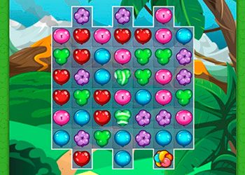 Play Jewel Pop online - Screenshot 1