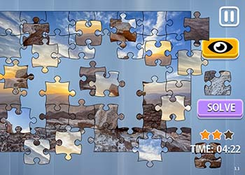 Play Jigsaw Puzzle: Sunsets online - Screenshot 2
