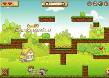 Play Jim Loves Mary online - Screenshot 2