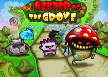 Play Keeper of the Grove online - Screenshot 1