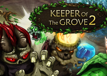Play Keeper of the Grove 2 online - Screenshot 1