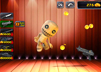 Play Kick The Buddy online - Screenshot 1