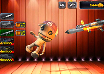 Play Kick The Buddy online - Screenshot 2