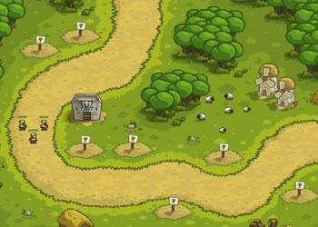 Play Kingdom Rush online - Screenshot 2