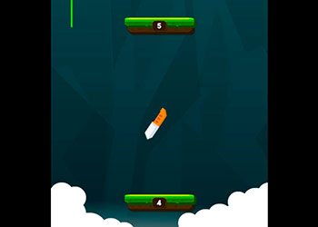 Play Knife Jump online - Screenshot 1