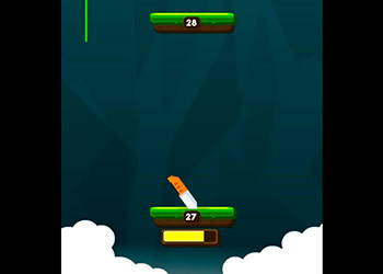 Play Knife Jump online - Screenshot 2