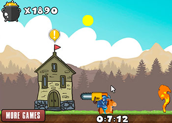 Play Knight in Love online - Screenshot 2