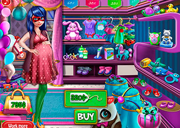 Play Lady Mommy Goes Shopping online - Screenshot 2
