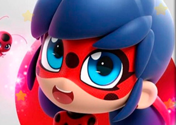 Play Ladybug Hidden Stars online - Screenshot 2
