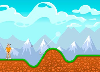 Play Let's play golf! online - Screenshot 1