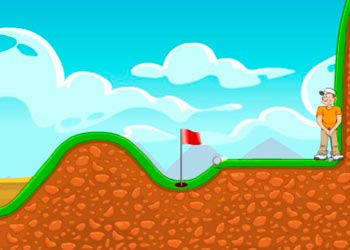 Play Let's play golf! online - Screenshot 2