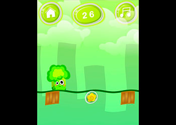 Play Little Broccoli online - Screenshot 2