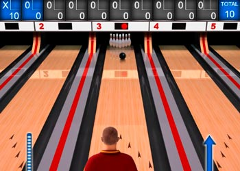 Play Lovers of Classic Bowling online - Screenshot 2