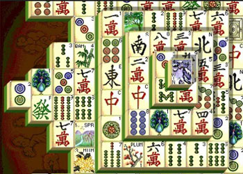 Play Mahjong Shanghai online - Screenshot 1