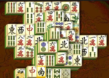 Play Mahjong Shanghai online - Screenshot 2