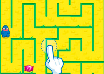 Play Maze Monster online - Screenshot 1