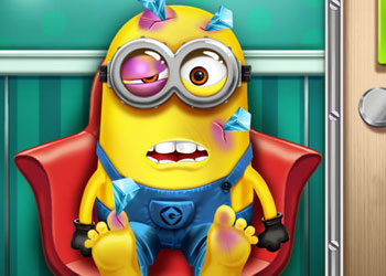 Play Minion Hospital Recovery online - Screenshot 2