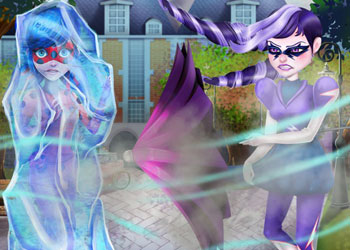 Play Miraculous Ladybug Flu Doctor online - Screenshot 2