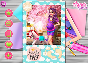 Play Mommy Photo Album online - Screenshot 2
