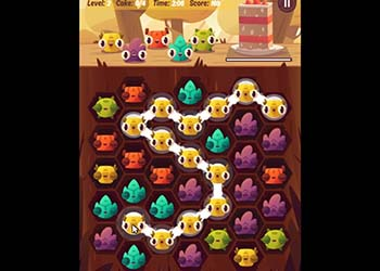 Play Monsters and Cake online - Screenshot 1