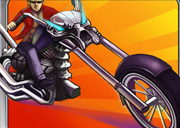 Play Moto Drive 2 online - Screenshot 1