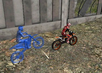 Play Moto Trials Industrial online - Screenshot 2