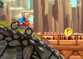 Play MotoX Fun Ride online - Screenshot 2