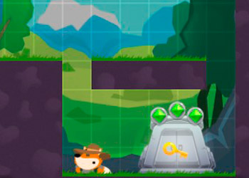 Play MR. JOURNEY FOX online - Screenshot 2