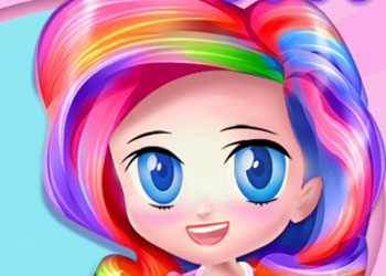 Play My Little Pony Hairstyles online - Screenshot 1