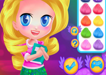 Play My Little Pony Hairstyles online - Screenshot 2