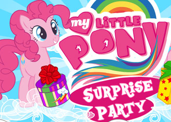 Play My Little Pony Surprise Party online - Screenshot 1