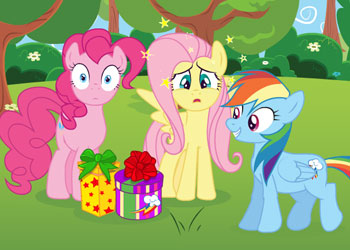 Play My Little Pony Surprise Party online - Screenshot 2