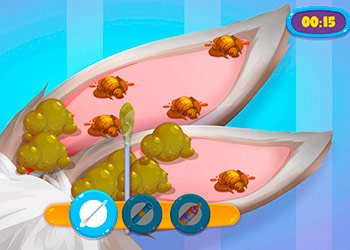 Play My Pet Clinic online - Screenshot 2