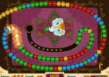 Play Mystic India Pop online - Screenshot 1