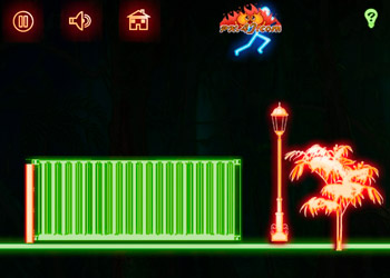 Play Neonman online - Screenshot 2
