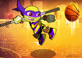 Play Nick Basketball Stars 2 online - Screenshot 1