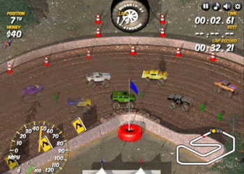 Play Offroaders online - Screenshot 1