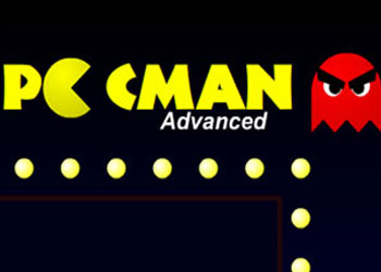 Play Pacman Advanced online - Screenshot 1