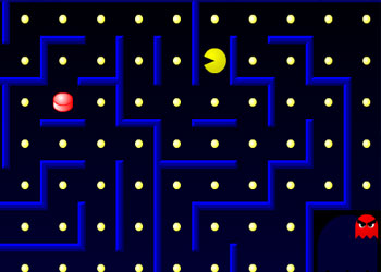 Play Pacman Advanced online - Screenshot 2