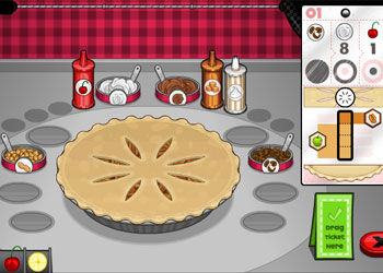 Play Papas Bakeria online - Screenshot 1