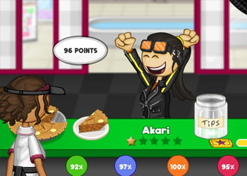 Play Papas Bakeria online - Screenshot 2