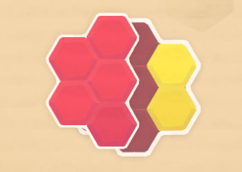 Play Paper Blocks Hexa online - Screenshot 2