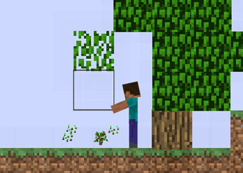 Play Paper Minecraft online - Screenshot 2