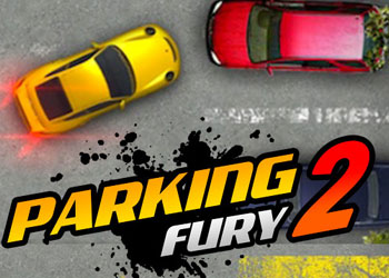 Play Parking Fury 2 online - Screenshot 1